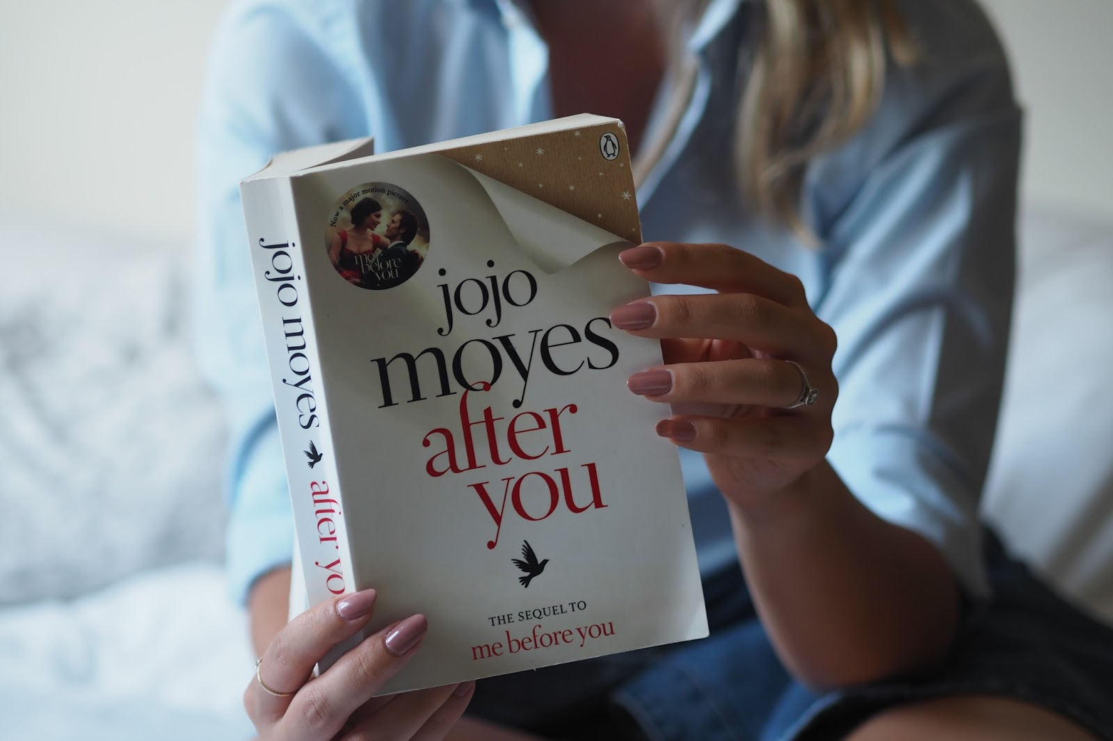 Jojo moyes after you