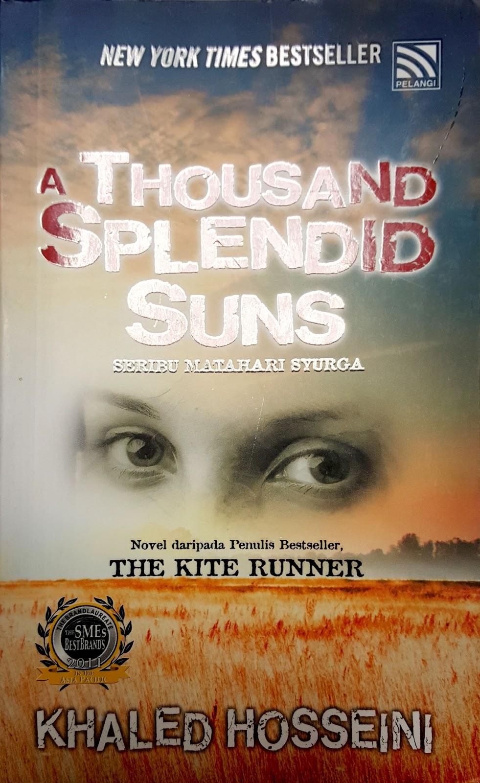 A Thousand Splendid Suns (Khaled Hosseini)