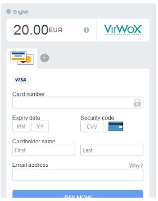 cara beli bitcoin dengan kartu kredit