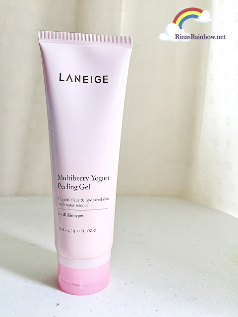 Laneige Multiberry Yogurt Peeling Gel