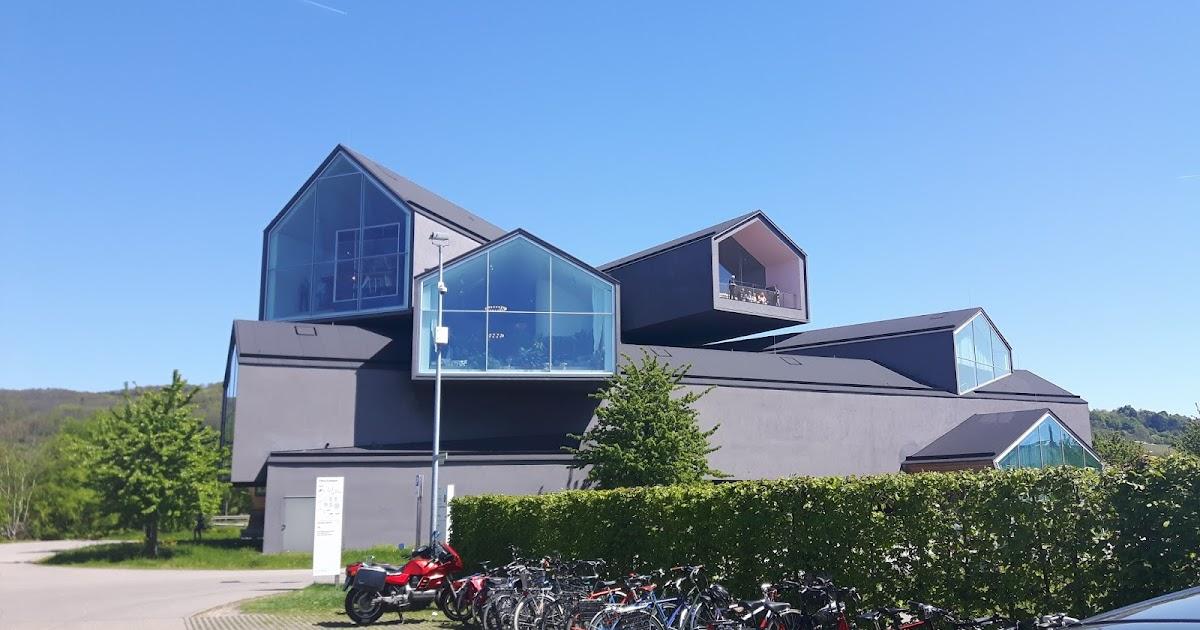 Ausflugsziel bei basel das vitra design museum for Vitra museum basel