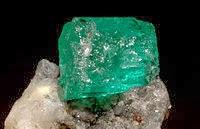 batu emerald logam alkali tanah