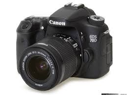 Camera Canon EOS 70D Firmware Download