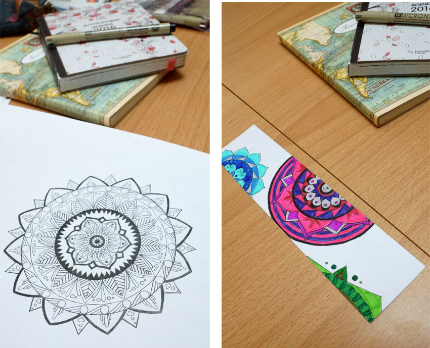 Mandalas By Hand
