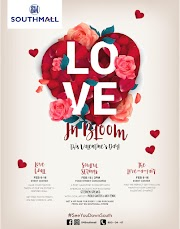Love in Bloom at SM Southmall