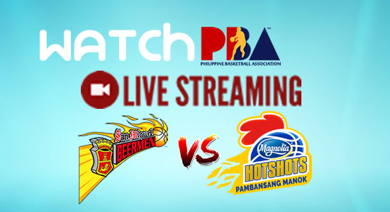 Livestream List: SMB vs Magnolia game live streaming February 4, 2018 PBA Philippine Cup