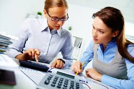 solusi laporan accounting