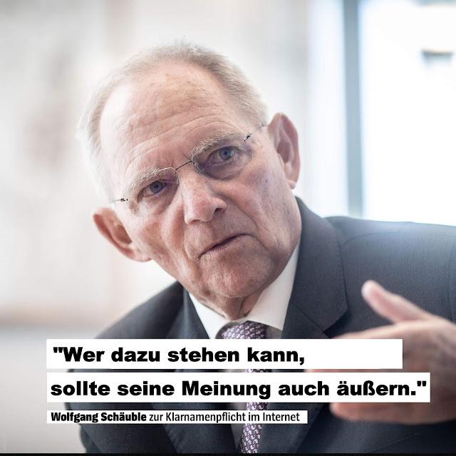 Vermummungsverbot CDU
