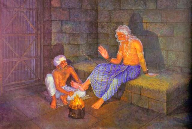 Đạo Phật Nguyên Thủy - Đường Xưa Mây Trắng - Chương 73: Những vắt cơm dấu trong mái tóc