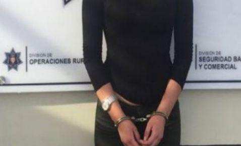 Fotografía, Muñeca del narco: Detienen a joven de 19 años como presunta narcomenudista en Chihuahua