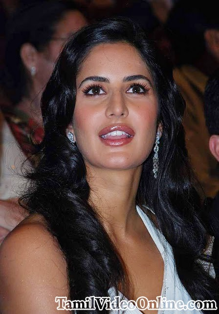 Katrina Kaif White Saree