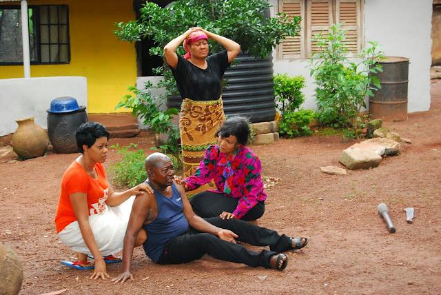 the spirits nollywood movie