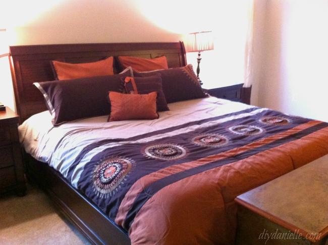 New bedroom set.