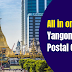 Yangon Postal Codes For You