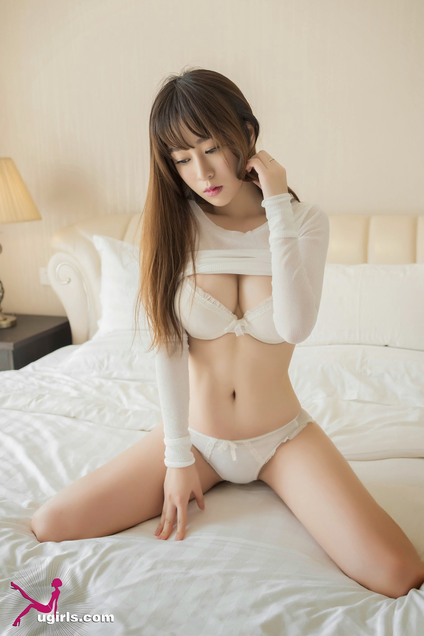 Wang Yu Chun 王语纯 [ugirls尤果] Original Nude Gallery ...