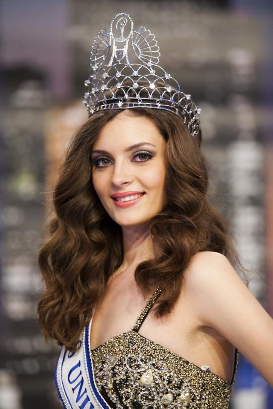 Matagi Mag Beauty Pageants: Marcelina Zawadzka - Miss