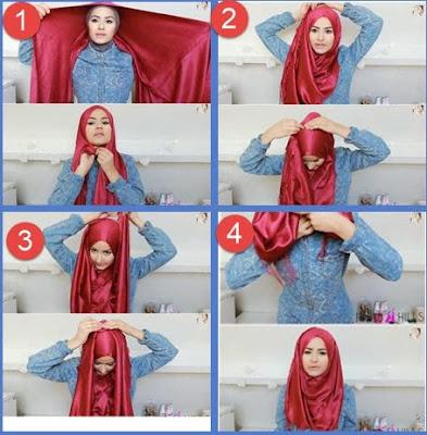 Panduan Memakai Jilbab untuk Pemula