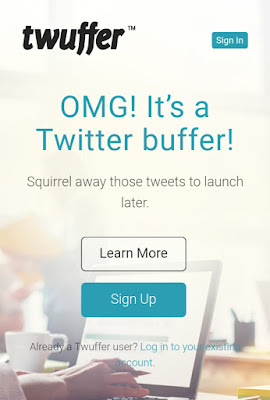 Schedule Twitter from these Twitter Tools