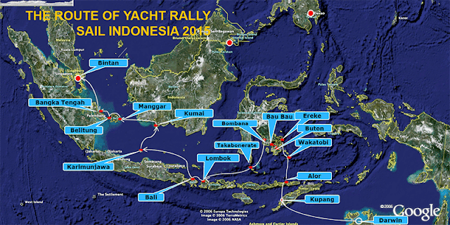 Sail Indonesia 2015