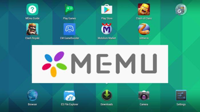 تحميل برنامج محاكى الاندرويد Memu احدث اصدار فولدر برامج