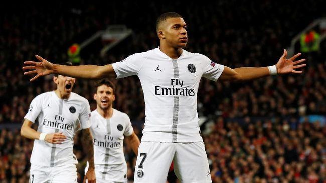Mbappe Percaya Diri Dan PSG Bisa Tampil Tanpa Neymar JR Dan Edinson Cavani 2019