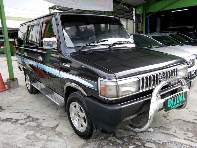 Toyota Kijang Grand Extra 1.5 tahun 1994, Ac dingin
