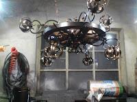 Металлоконструкция - Люстры г. Городец ул. Дорожная 8а тел: +7 910 874 58 82