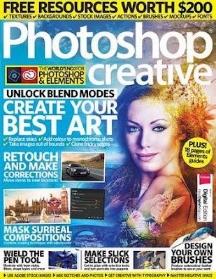 Photoshop Creative Magazine Issue 149 2017
