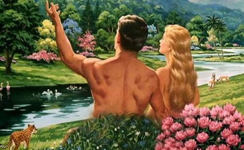 O que o espiritismo diz sobre Adão e Eva?