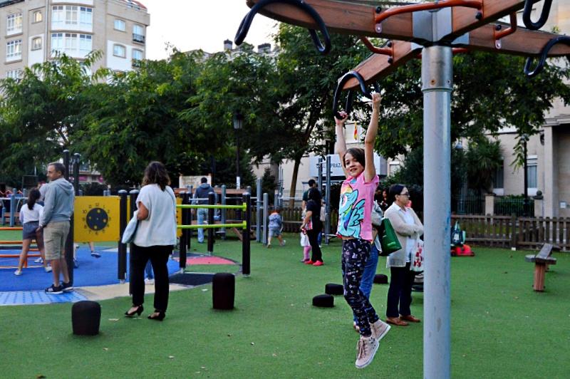 Pontevedra para niños