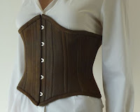http://www.instructables.com/id/How-to-Make-a-Steampunk-Corset/