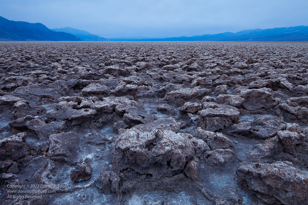 a photo of the devil's golf course in death valley