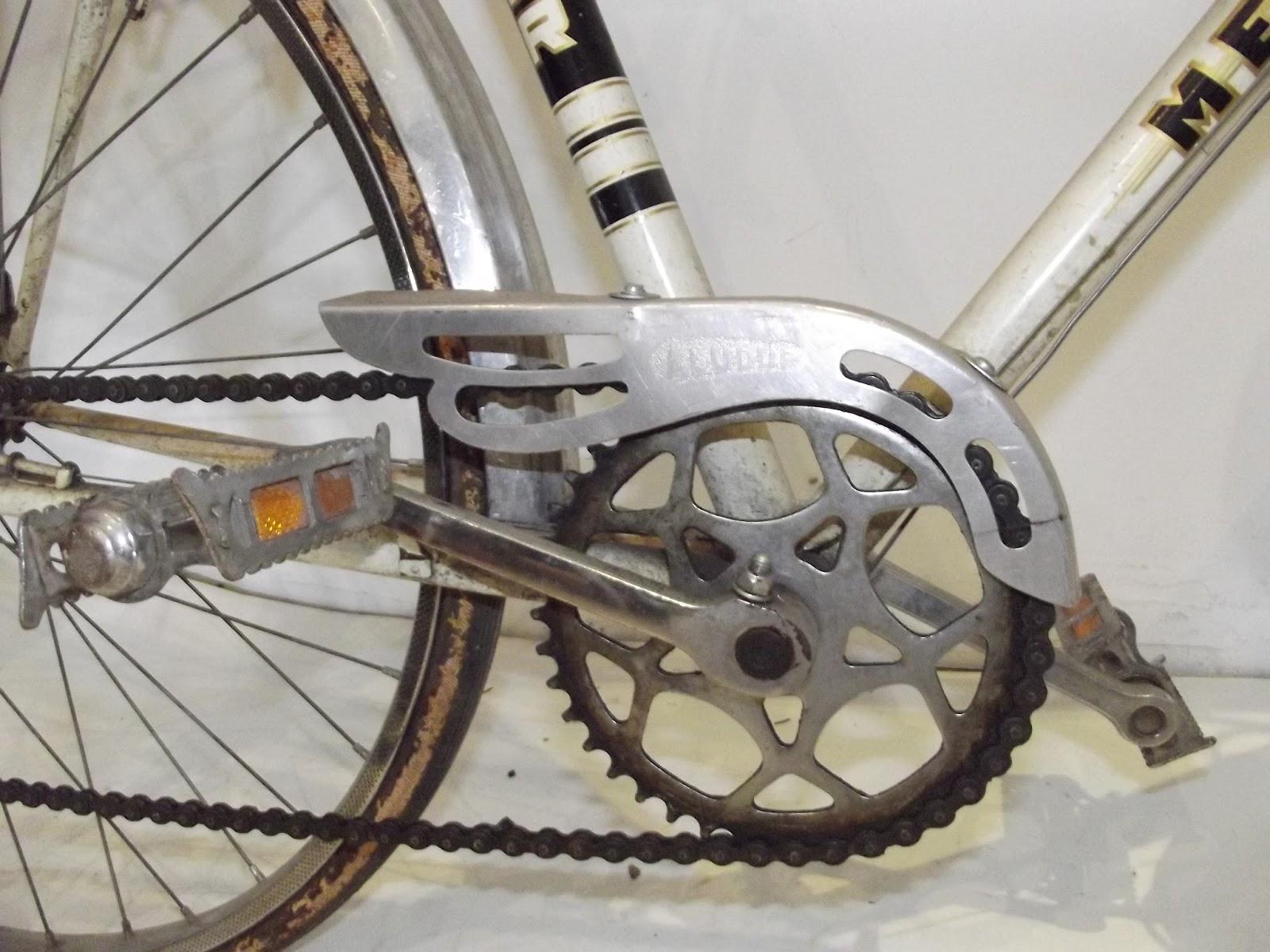 selten alt Race Fahrrad vintage Kind Wanderer MERCIER speziell umrandung Franc Radsport