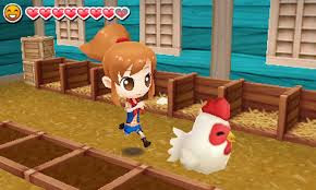 Harvest Moon: Seeds of Memories Apk v1.0 Terbaru Android (Mod Gold)