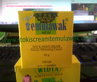 membedakan cream temulawak asli malaysia original