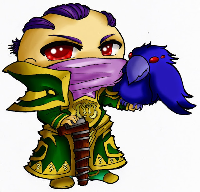 swain chibi cartoon