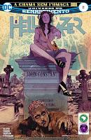 DC Renascimento: Hellblazer #11
