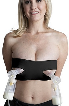 cc7f8da4ff153 Ample of opening allows for easy access for both inserting / taking out the  flanges or doing breast massage. • The material is strong and secure and it  ...