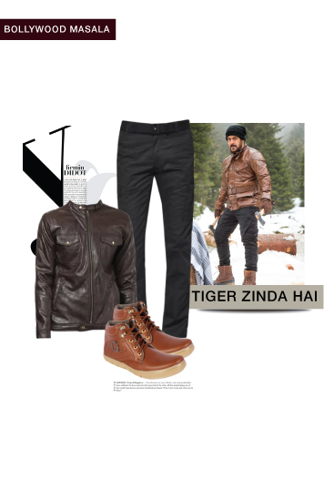 Stylish Looks from Tiger Zinda Hai only on LimeRoad