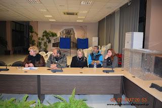 Παρέμβαση των εργαζομένων στα Σούπερ Μάρκετ Καρυπίδη σήμερα το βράδυ στο τοπικό συμβούλιο Κατερίνης.