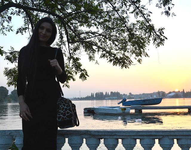 Göl manzarası, Duşanbe
