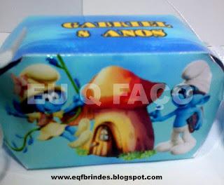 bala gigante os smurfs, lembrancinha smurfs, brinde smurfs, tema smurfs, festa smurfs, smurfs, os smurfs