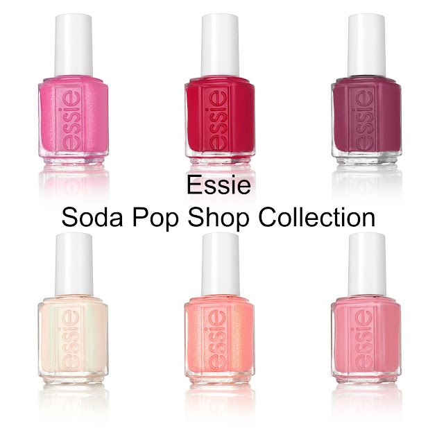 The Polished Hippy: Press release: Essie Soda Pop Shop Collection ...