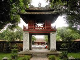du lịch miền bắc - Văn Miếu Hà Nội - du lịch Minh Anh