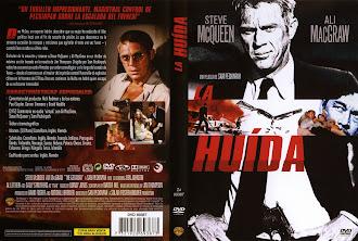 Carátula dvd: La huida (1972) (The Getaway)