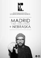 Concierto de Nebraska y Molina Molina en Café la Palma