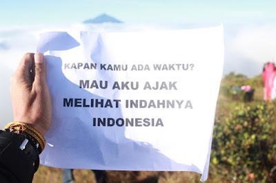 kata mutiara pendaki gunung