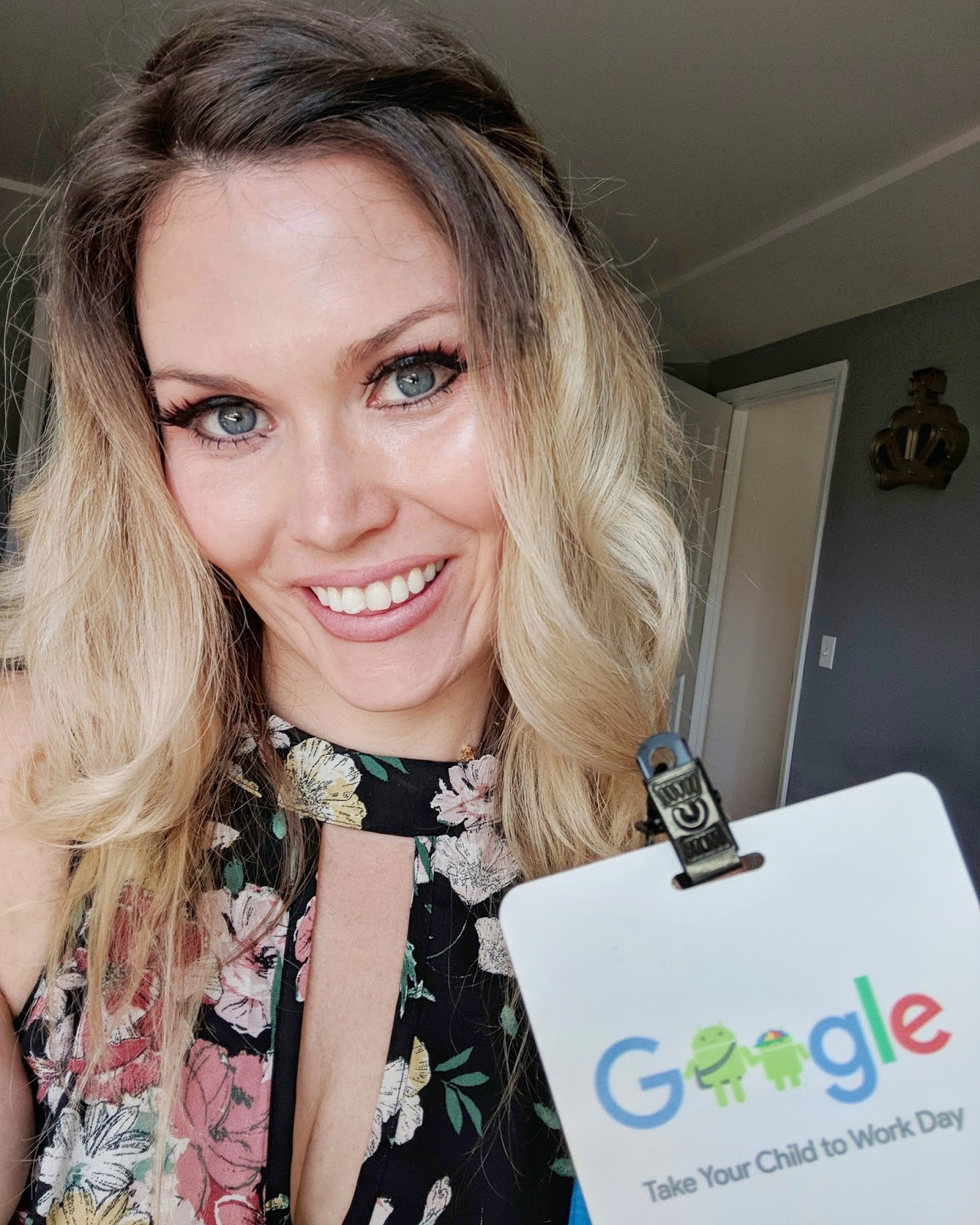 Take Your Child To Work Day 2018 blogger google