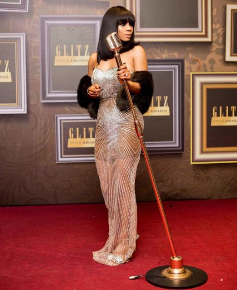 Toke Makinwa-Glitz-Style-Awards-Nominees-party-2017