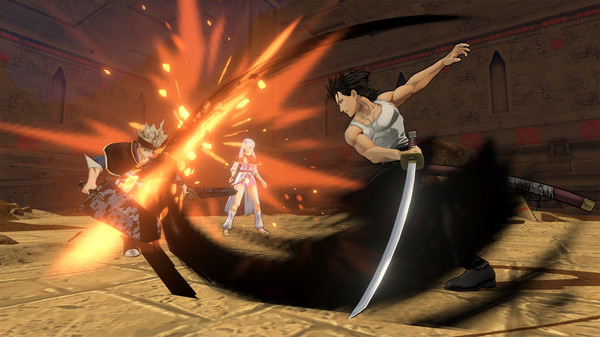 Black Clover: Quartet Knights PC Full Español